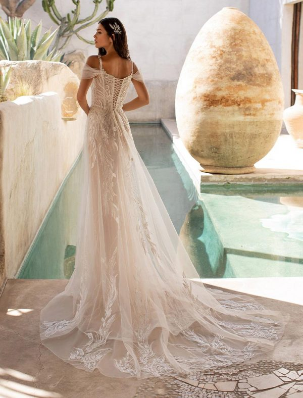 Hunter Pronovias Promesse